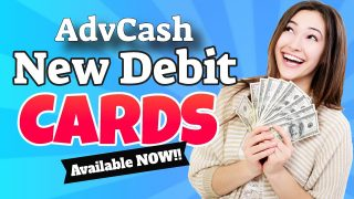 AdvCash: New AdvCash Debit Cards Available Now in Russia